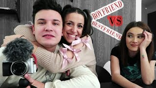 BOYFRIEND VS BEST FRIEND CHALLENGE