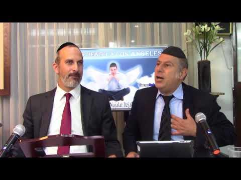 Conociendo a los angeles - Rab Abud Zonana y Yosef Chayo