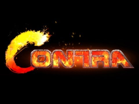 Contra - iPhone/iPod Touch/iPad HD Gameplay Trailer