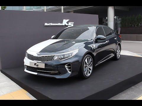 기아(Kia) 신형 K5(Optima) 2.0 CVVL 가솔린 시승 - 2015.07.22 - YouTube