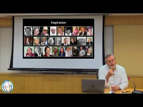 20180120  Public Lecture - Gunter Pauli