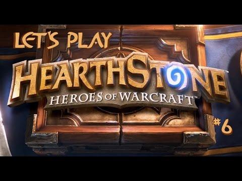 Let's Play: Hearthstone #5 - Laddertime Januar 2015 (Deutsch/German) HD