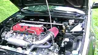 90 93 cb7 accord coupe with k24 k20 swap dc5r2r srtr2r full race turbo coming soon