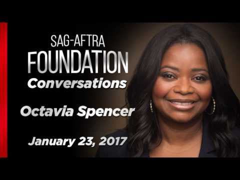 Conversations with Octavia Spencer
