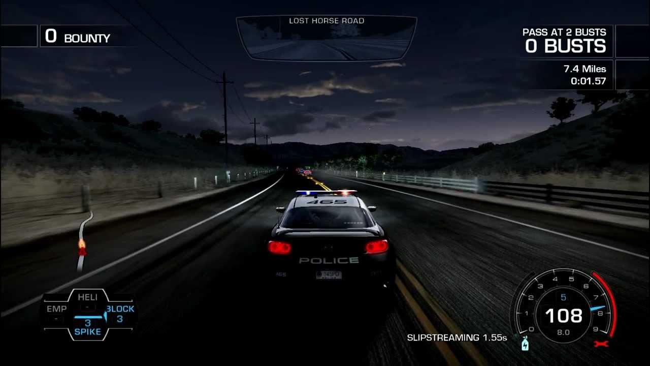 hot pursuit 2012 gameplay venice - photo#5