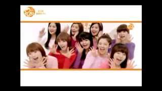 SNSD Hahaha Song-full version