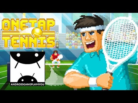 One Tap Tennis Android GamePlay Trailer (By CHILLINGO)