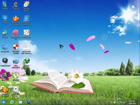 Windows 7 Aero Blue Lite Edition 2016 Live Preview