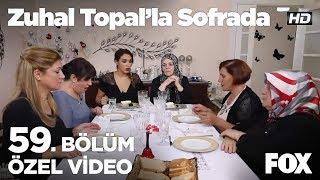 Ana yemek kaynanalar tarafından nasıl yorum aldı? Zuhal Topal'la Sofrada 59. Bölüm