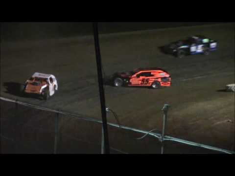 Butler Motor Speedway UMP Modified Feature 5/13/2017