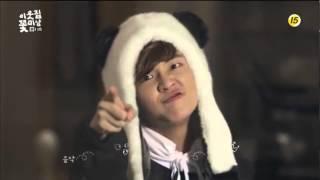 Flower Boy Next Door (이웃집 꽃미남) - Enrique habla en español