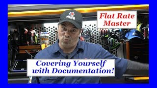Covering Yourself with Documentation!