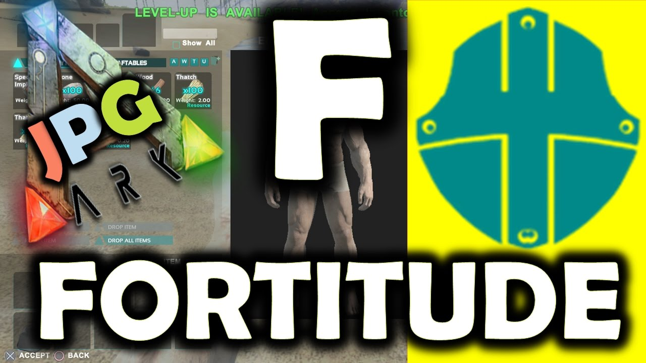 ARK Survival Evolved - Fortitude Explained - A To Z Of Ark PS4 XB1 PC