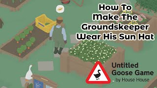How To Make The Groundskeeper …