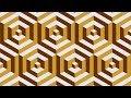 Design patterns   Geometric patterns   Corel DRAW tutorials   009