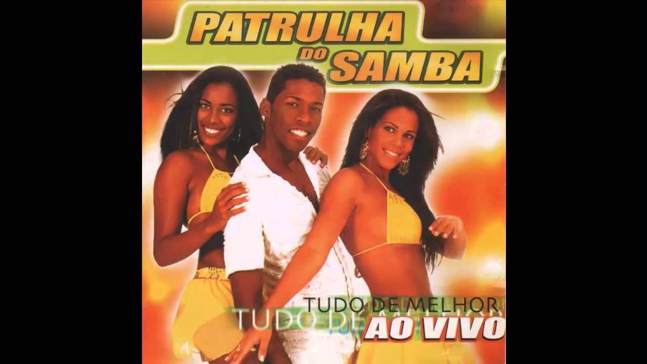 patrulha do samba rodopiou
