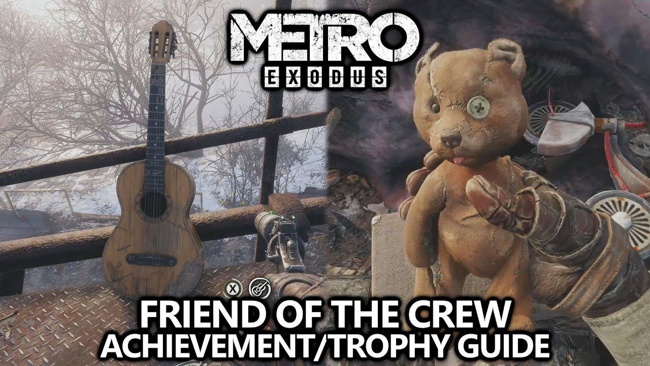 Metro exodus baron töten