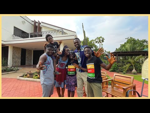 We Left The Uk To Ghana Because Of Our Children!
