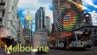 Melbourne City Centre CBD  Lygon Street Carlton Victoria