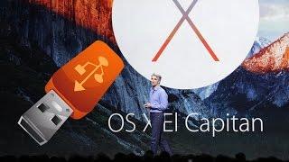 Instalar OS X El Capitan desde 0 creando un USB instalable