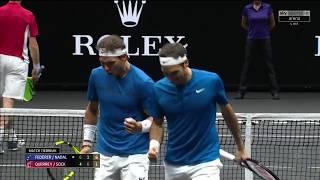 tennis-i.com Федерер и Надаль в паре на Кубке Лейвера 2017