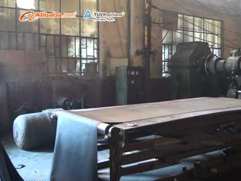 Producing department - Qingdao Guangneng rubber mats