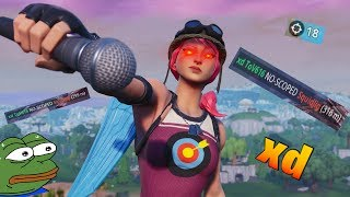 This Fortnite Montage will make you want to use AIMBOT