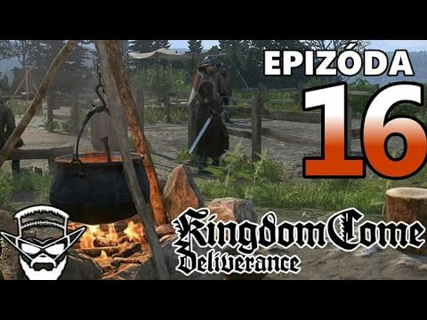 STREDOVEKÉ DROGY ! - Kingdom Come Deliverance / 1080p 60fps / CZ/SK Lets Play / # 16