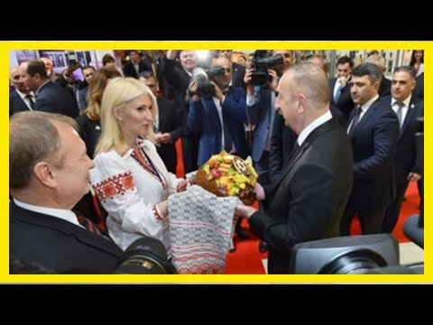 Breaking News | Azerbaijan president visits Belarusian exposition at Worldfood Azerbaijan