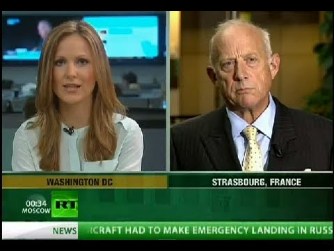 The Sources of the Euro Crisis and the EU Superstate with Godfrey Bloom!