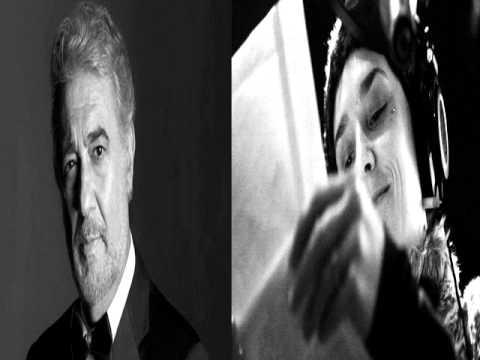 Plácido Domingo & Zaz - La Chanson des Vieux Amants (full version)
