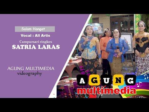 Salam Hangat Vocal All Artis C Ursari Ringkjes Satria Laras