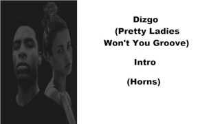 Julian Guerrero - Dizgo (Pretty Ladies Won't You Groove) ft. Aerycka & Rose Bertram