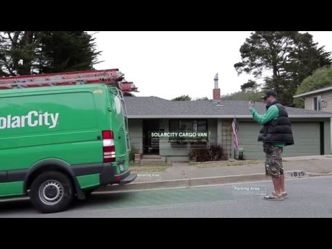SolarCity: One minute Install