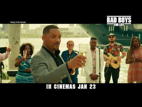 Bad Boys For Life – Revenge – 15s – In Cinemas 23 January
