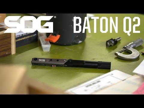 SOG Baton Multitool