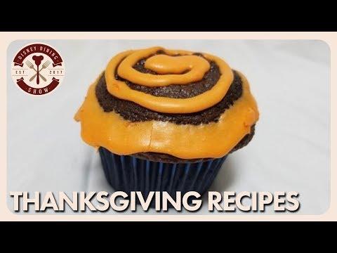Disney Inspired Thanksgiving Recipes   Disney Dining Show   11/17/17