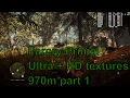 Far Cry Primal pc Max settings   HD Textures  MSI GT72 GTX 970m