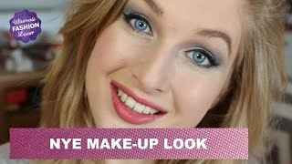 New Years Eve Make-up Look Thumbnail