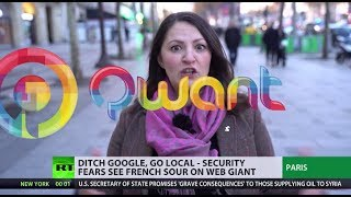 No To Digital Colonization? France Ditches Google. New EURO Search Engine. Cyber News...
