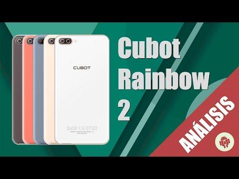 Review Cubot Rainbow 2 (Análi - VamosDotPK