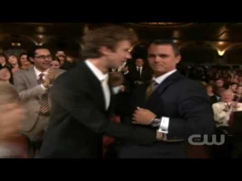 Darin Brooks 2009 Emmy Win