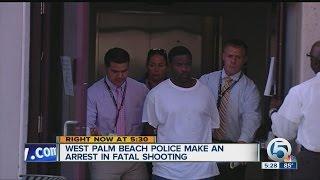 West Palm Beach Police make arrest