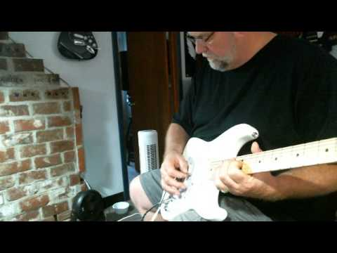 Strat demo EMG David Gilmour