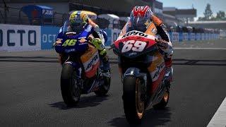 MotoGP 17 | RACE MotoGP HISTORIC  | Valentino Rossi 2002 | British GP | gameplay
