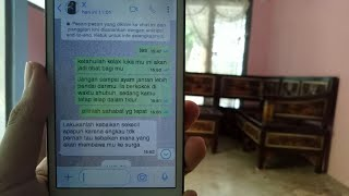 Video terbaru Whatshapp android seperti iphone