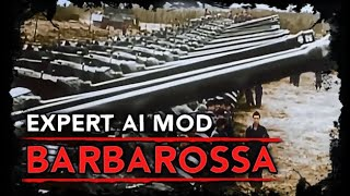[HoI4] Expert AI 4.0 - Road to Barbarossa [WW2 Timelapse] Timelapser Tries Playing HoI [P1]