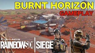 Nuova mappa OUTBACK - Gameplay BURNT HORIZON