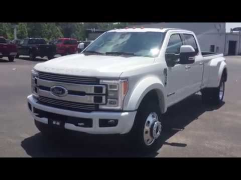 The  Ford SuperDuty F- LIMITED: What You Need To Know