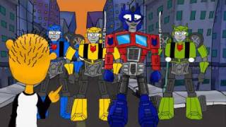 Transformers 2 Andy Biscuits thumbnail
